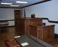 ONB Courtroom facility